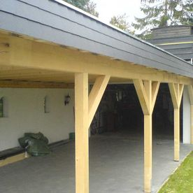 Referenzen: Carport